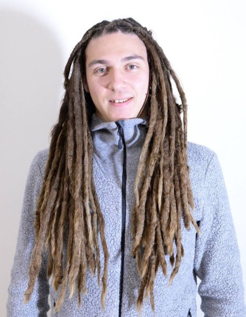long dreadlocks for white guys