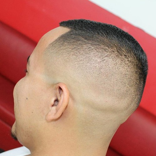 men's skin fade haircut