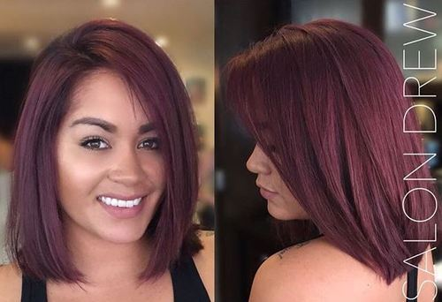 50 Glamorous Auburn Hair Color Ideas