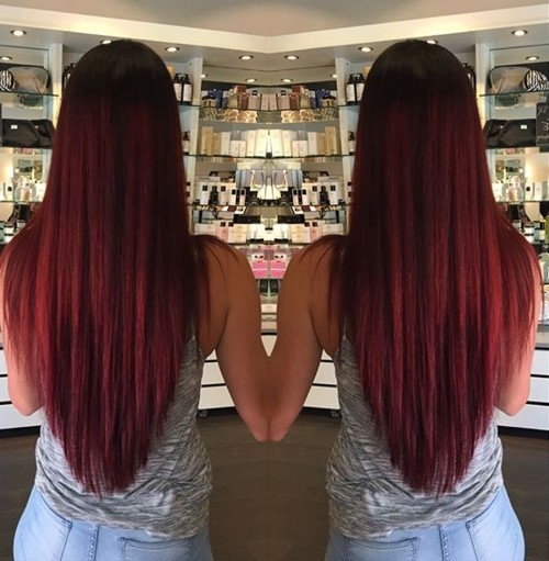 Fantastic 40 V Cut And U Cut Hairstyles To Angle Your Strands To Perfection Short Hairstyles For Black Women Fulllsitofus