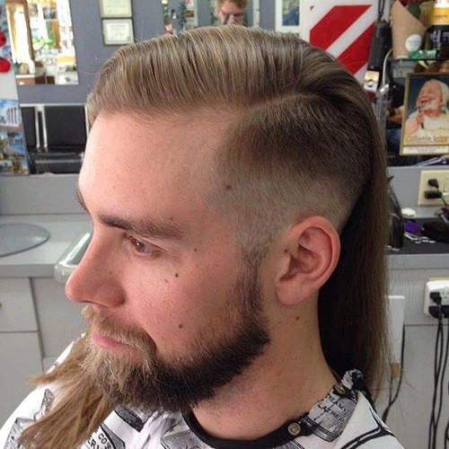 Mullet Haircuts Party In The Back Business In The Front