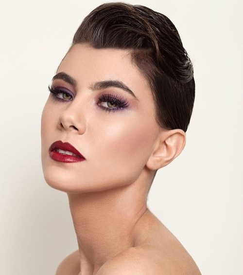 wet pompadour hair hairstyles short hairstyle dryer easy source hang updated
