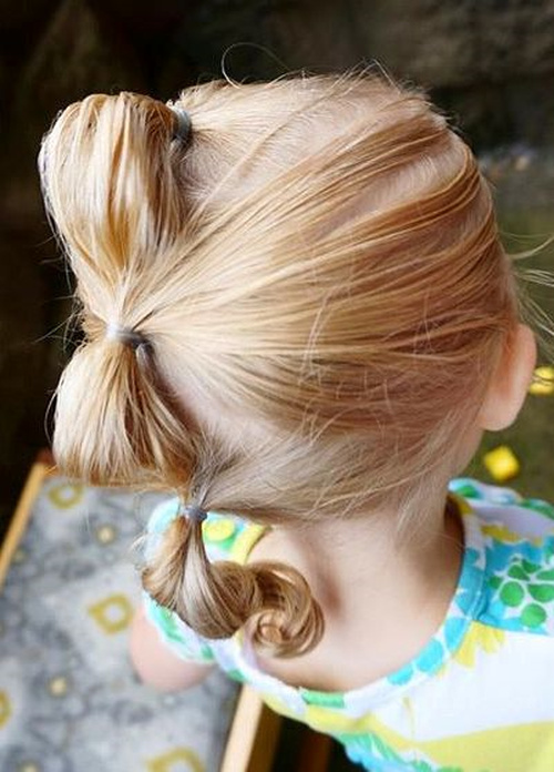Amazing 20 Adorable Toddler Girl Hairstyles Short Hairstyles For Black Women Fulllsitofus