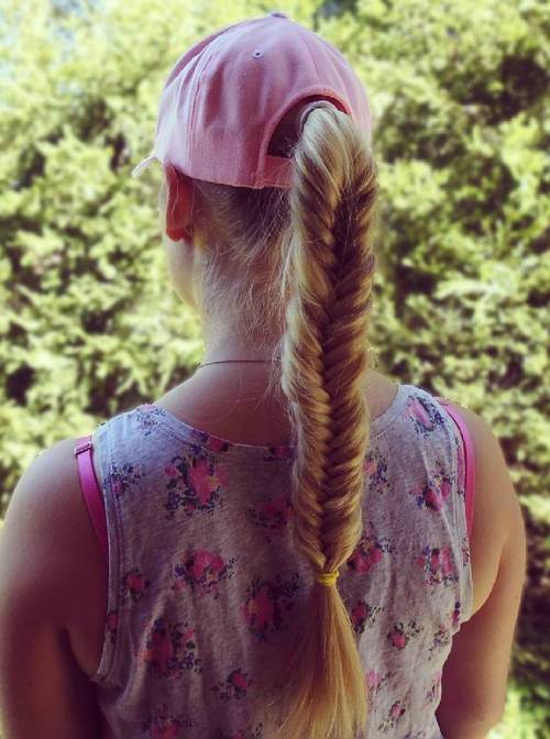 fishtail for gym