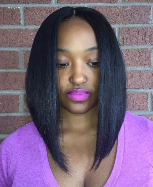 Peachy Sew Hot 30 Gorgeous Sew In Hairstyles Short Hairstyles For Black Women Fulllsitofus