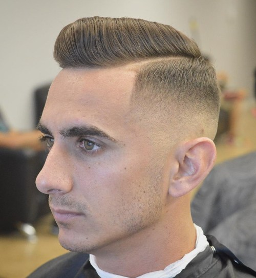 Admirable 40 Different Military Cuts For Any Guy To Choose From Hairstyle Inspiration Daily Dogsangcom