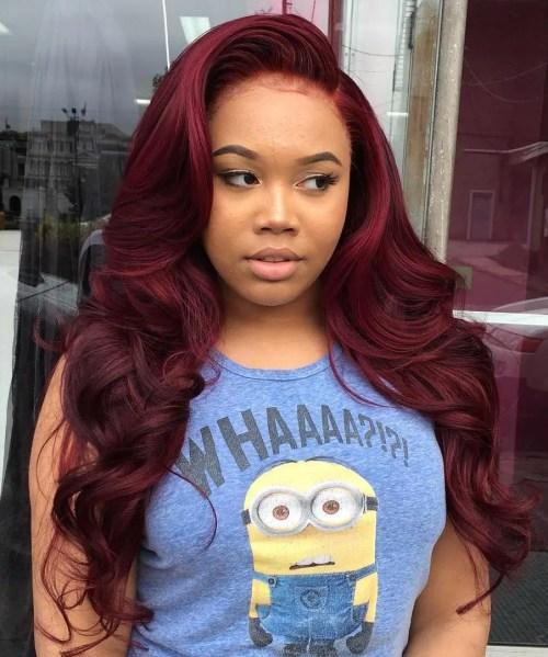 Enjoyable Sew Hot 30 Gorgeous Sew In Hairstyles Short Hairstyles For Black Women Fulllsitofus