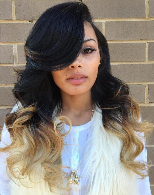 Sew Hot 40 Gorgeous Sew In Hairstyles