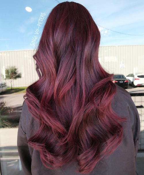 The Best Winter Hair Colors You Ll Be Dying For In 2021