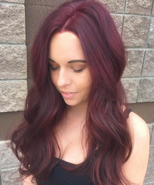 Hair Colours - Magazine cover