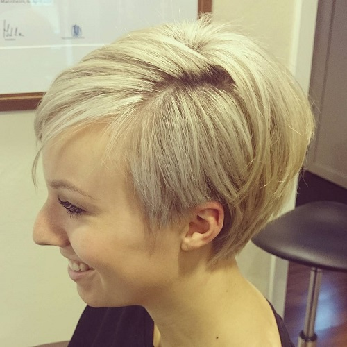 long wedge haircut 20 wonderful wedge haircuts 1392 | 2 short asymmetrical bob haircut
