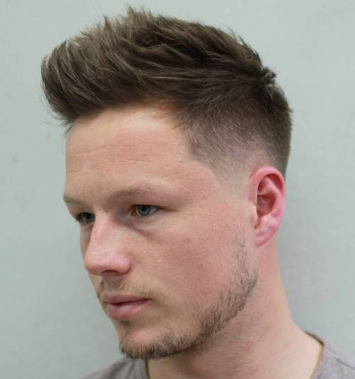 Taper With Spiky Top