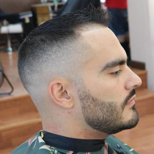 Bald Fade For Thin Hair