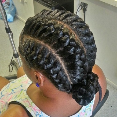 Quick C Natural Hair Styles