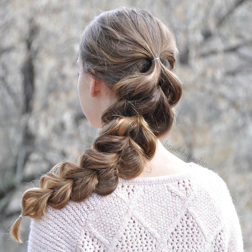 Sleek Fishtail