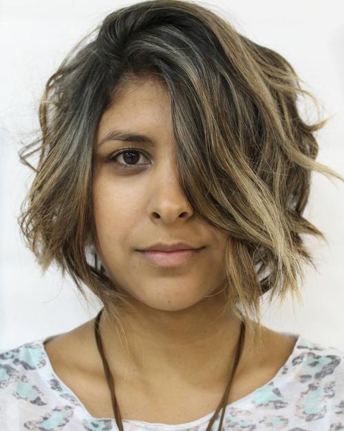 Olive Skin Dark Hair