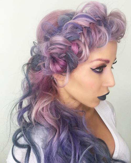 swoon-worthy lilac hair ideas