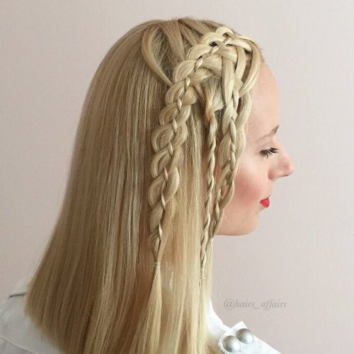 Two Strand Braids And A Twist