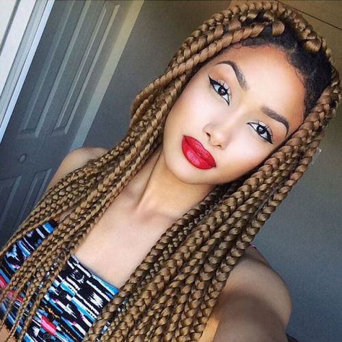 20 Eye Catching Ways To Style Dookie Braids