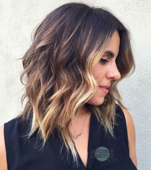 Women Hairstyles 15 short hairstyles for women that will make you look younger Shaggy Wavy Bob With Blonde Highlights
