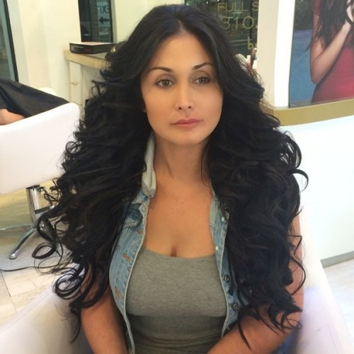 Curly Hairstyle For Long Hair