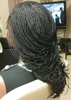 Braided Hairstyles & Box Braids Styles in 2017 ...