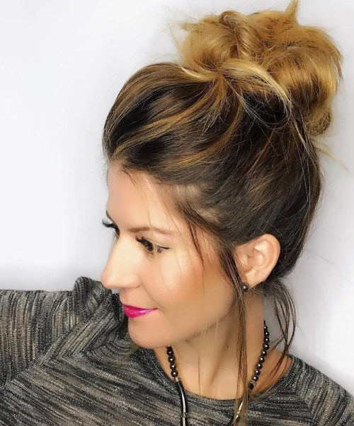 20 Cozy And Cute Sweater Weather Hair Ideas