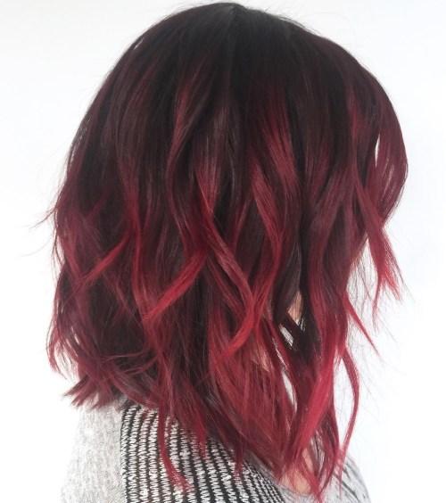 6 Colombre Kombinationen, die Farbtupfer in die Haarzentren bringen