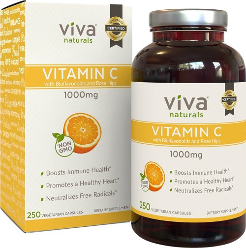 Viva Naturals Vitamin C
