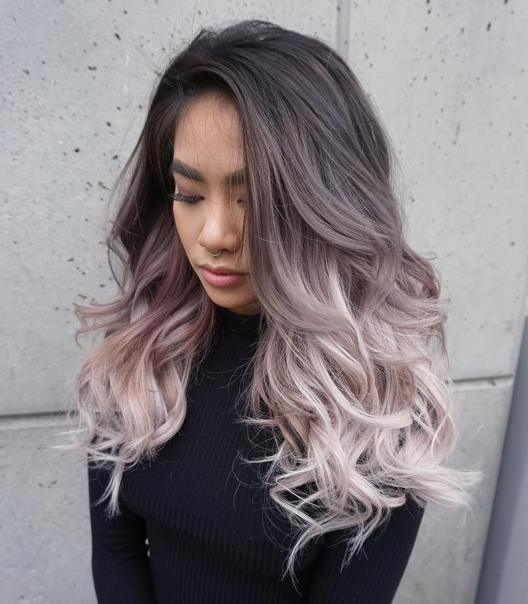 hairstyle trend Asian