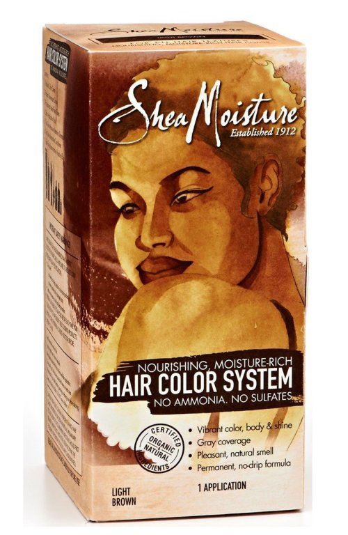 Moisture Rich Hair Color System