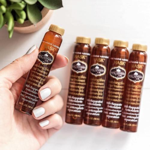Hask Macadamia Oil