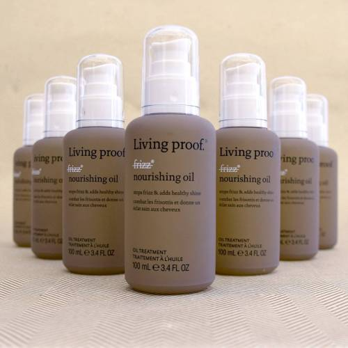 Living Proof Frizz Nourishing Oil