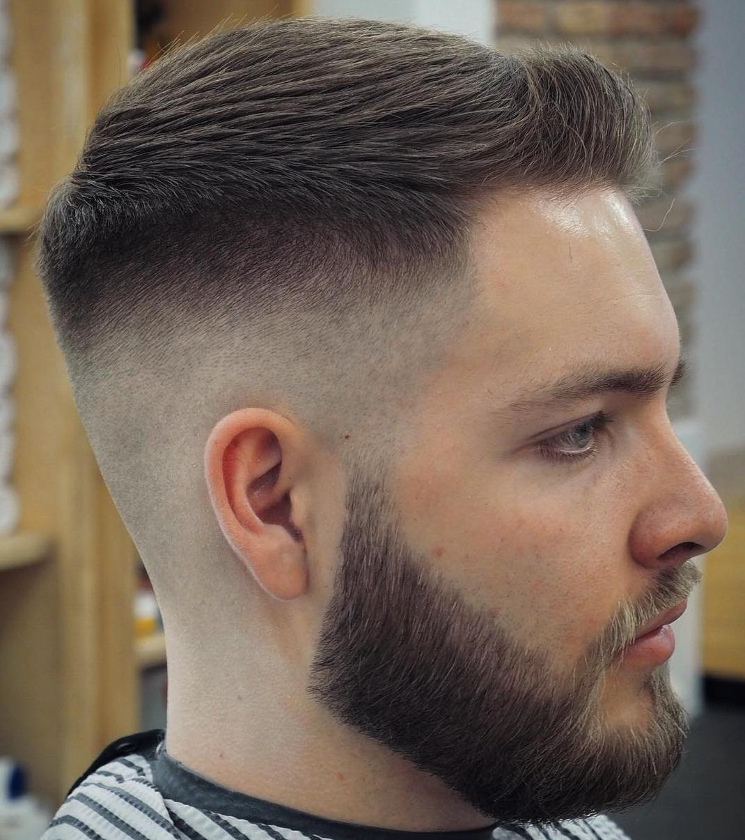 30 Ultra,Cool High Fade Haircuts for Men