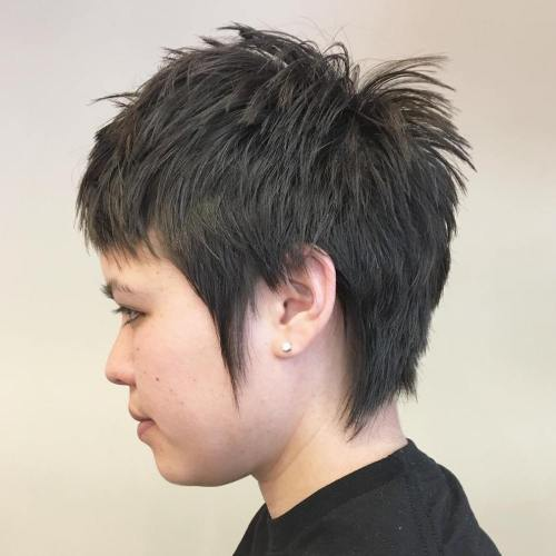 gorgeous razor cut hairstyles