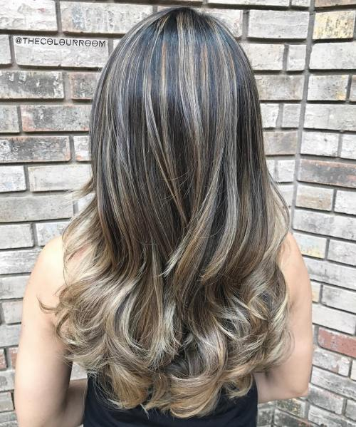 Layered Haircut For Long Hair