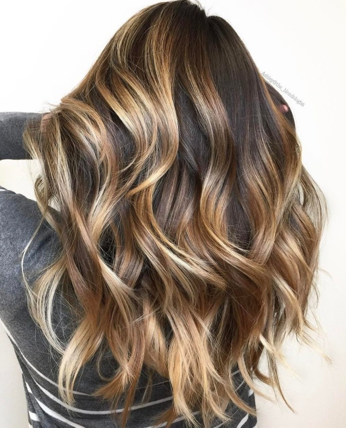 hairstyles and haircuts for thick hair in 2018 — therighthairstyles