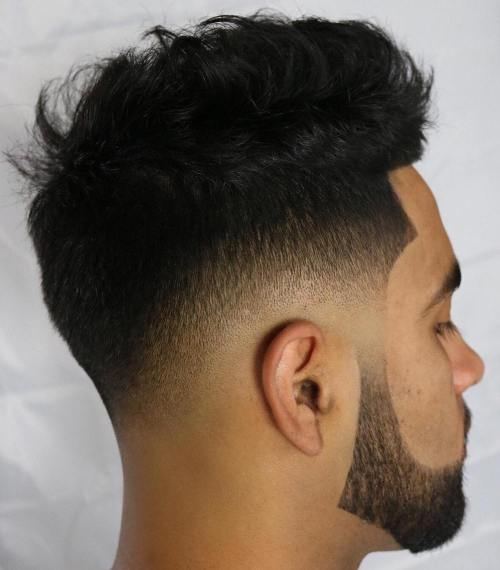 stylish fade haircuts