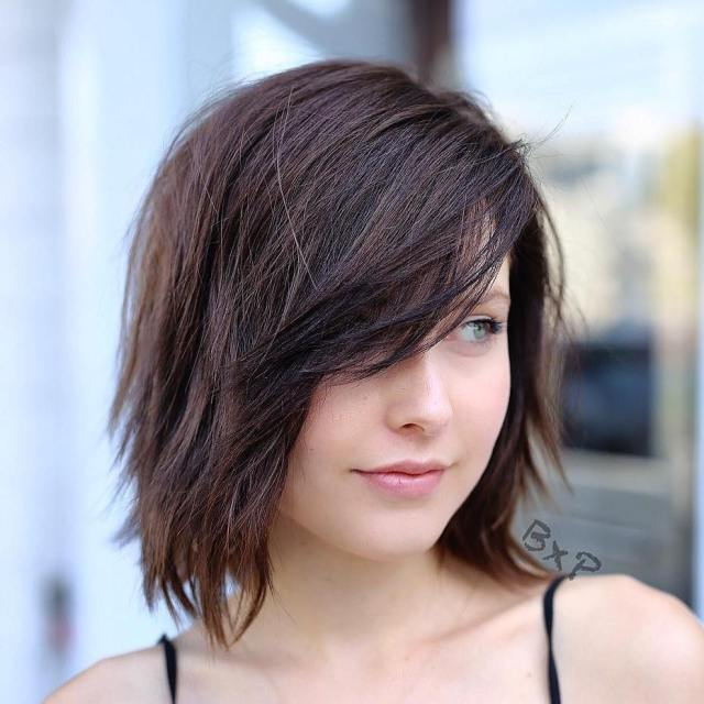 hairstyles and haircuts with bangs in 2019 — therighthairstyles