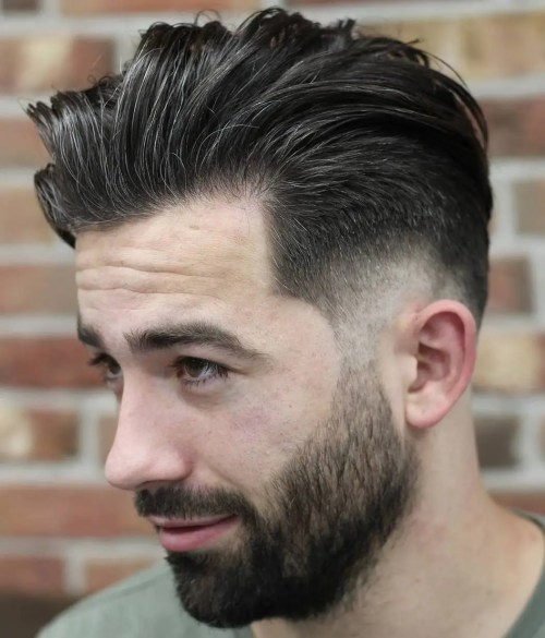 20 Stylish Low Fade Haircuts For Men