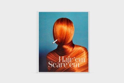Hair'em Scare'em by Robert Klanten