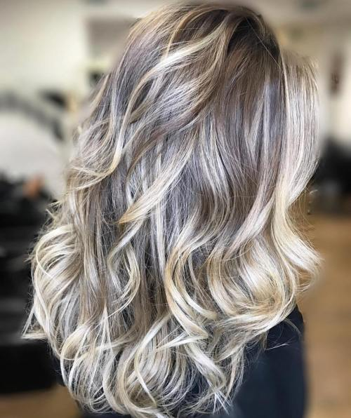 Full Balayage Highlights