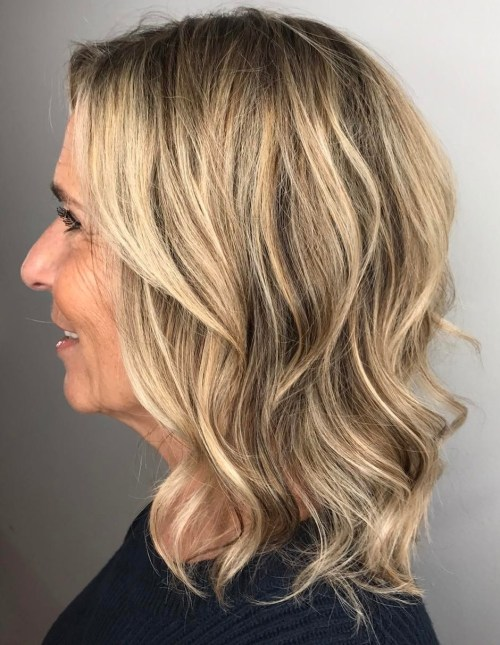Youthful Bronde