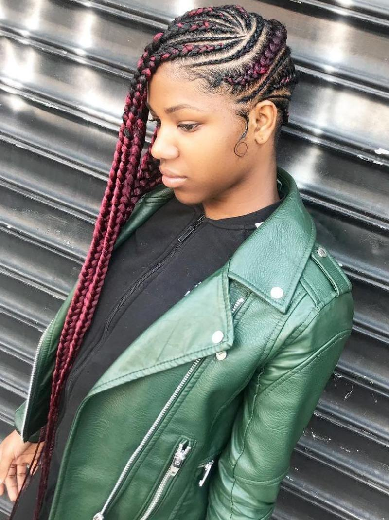 20 Head Turning Lemonade Braid Styles For All Ages