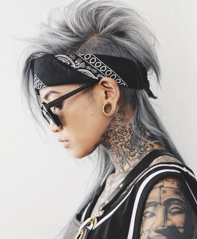 20 Statement Androgynous Haircuts For Women Crazyforus