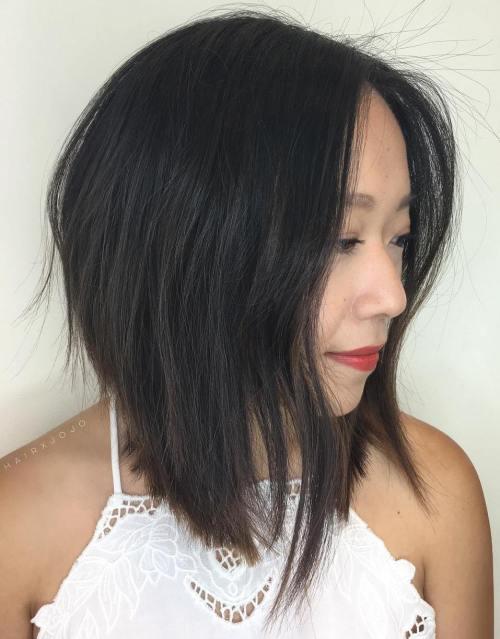 Asian Inverted Bob