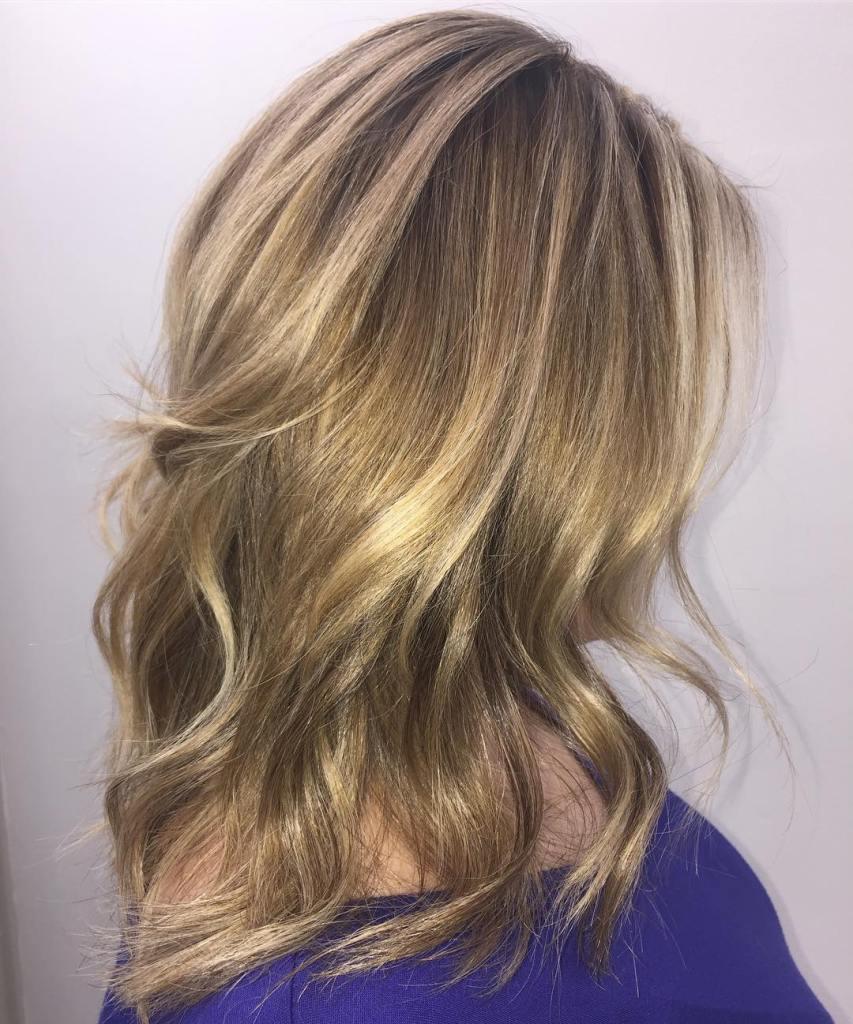 Hair Glossing Treatment