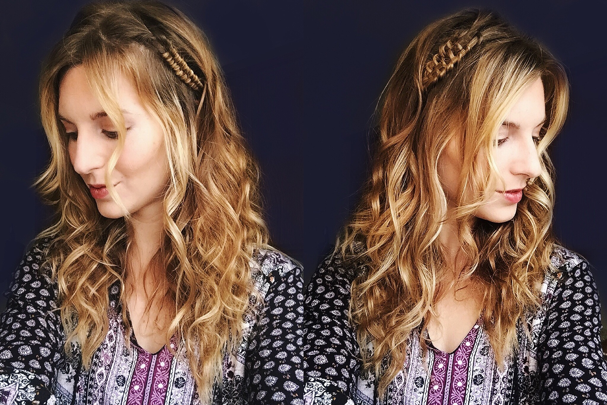 Boho Waves and Infinity Braids