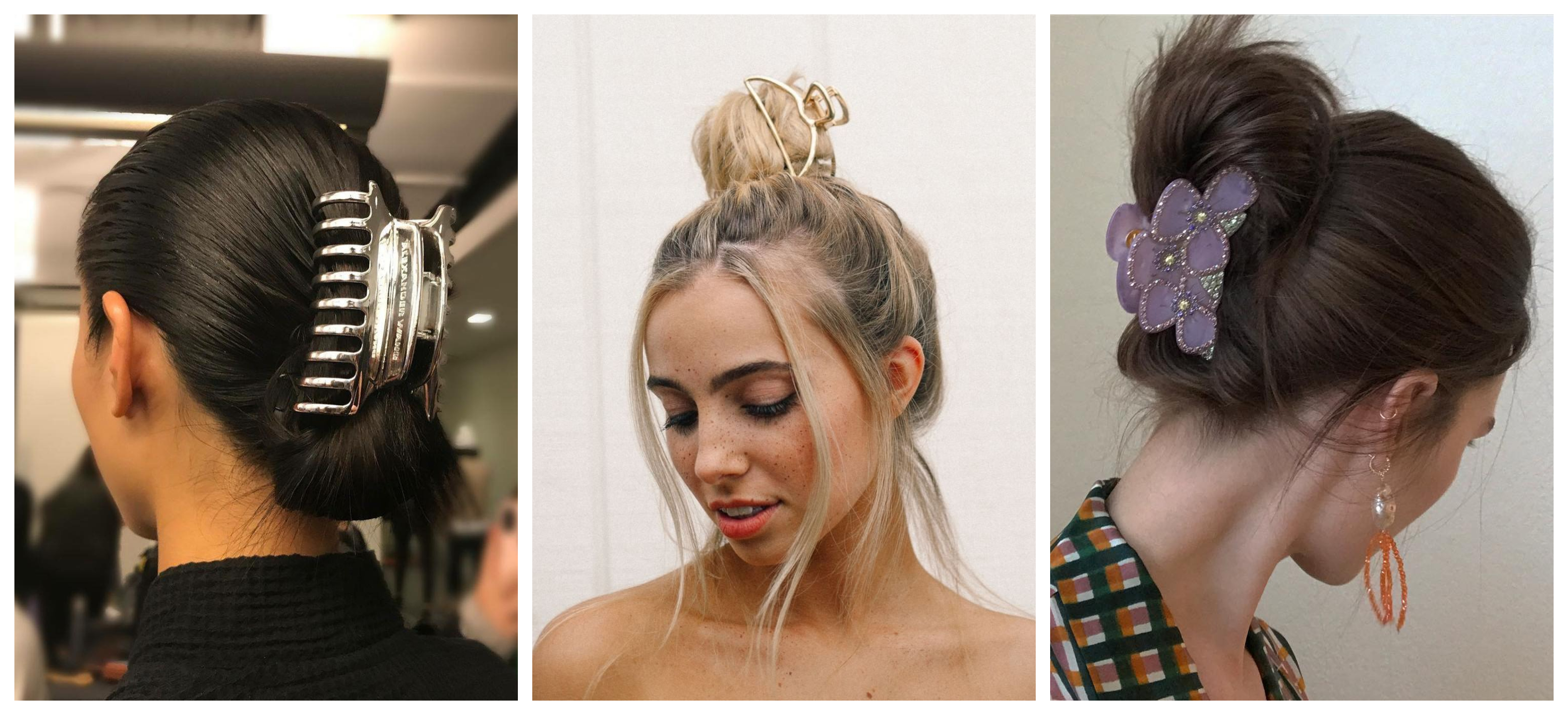 Claw Clips Trend