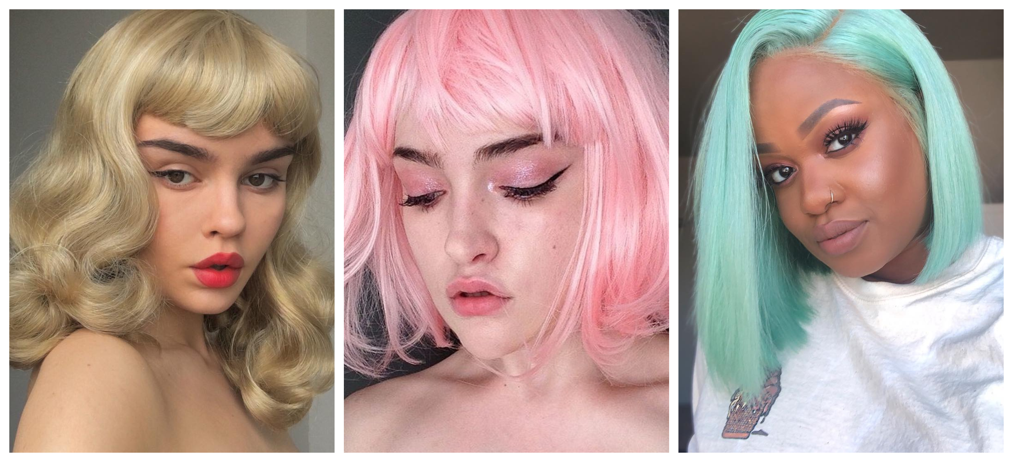 Party Wigs Hair Trend